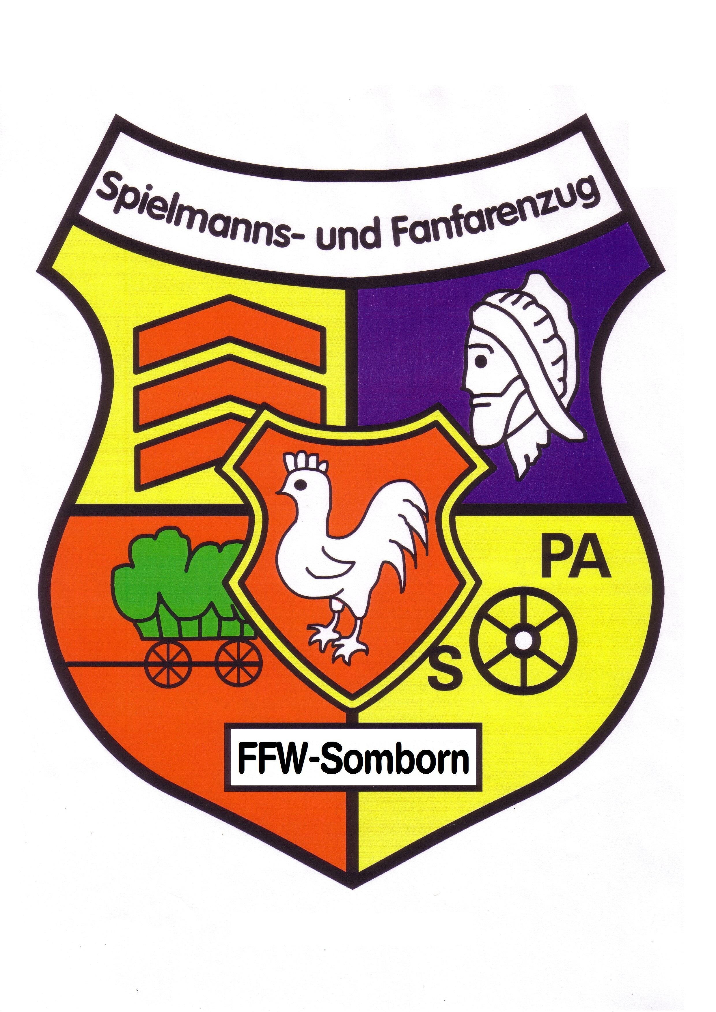 Spielmanns- und Fanfarenzug FFW Somborn