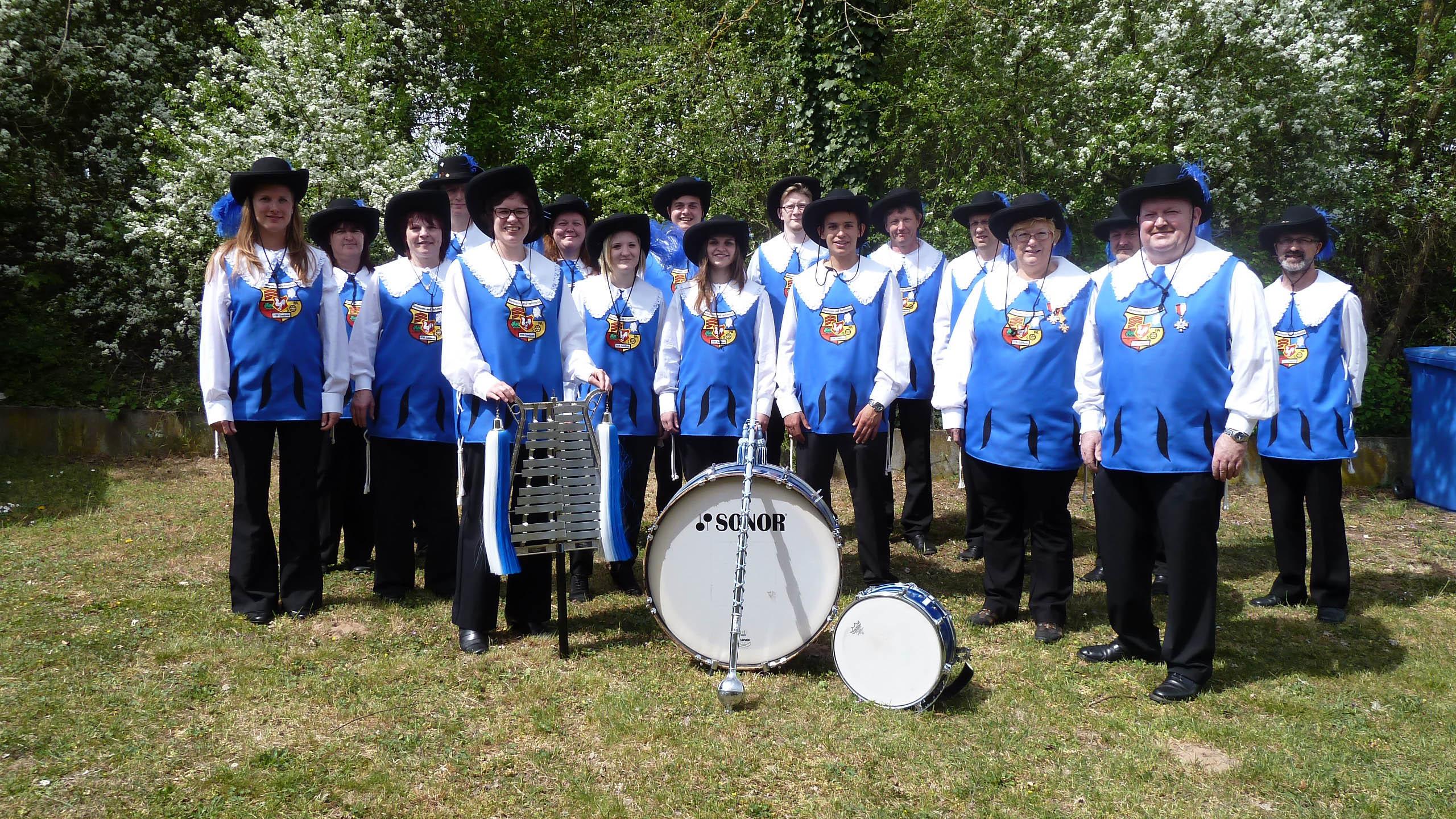 Mitglieder des SFZ Somborn